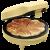 ASW217V Heart-Waffle Maker